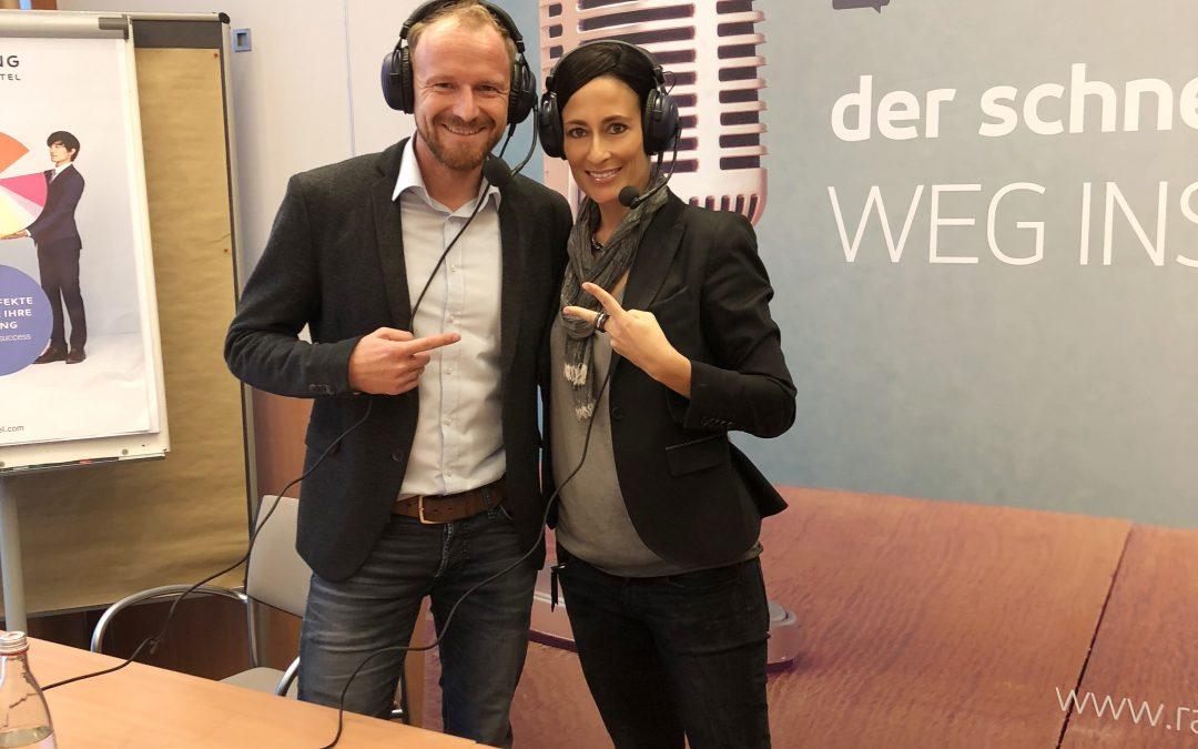 Podcast mit Dirk Hildebrand