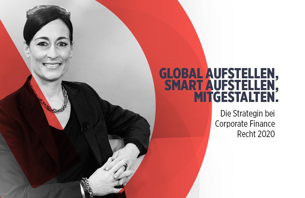 Nadine Dlouhy als Top-Expertin für das GoingPublic Magazin / Corporate Finance Recht 2020 (Special*)