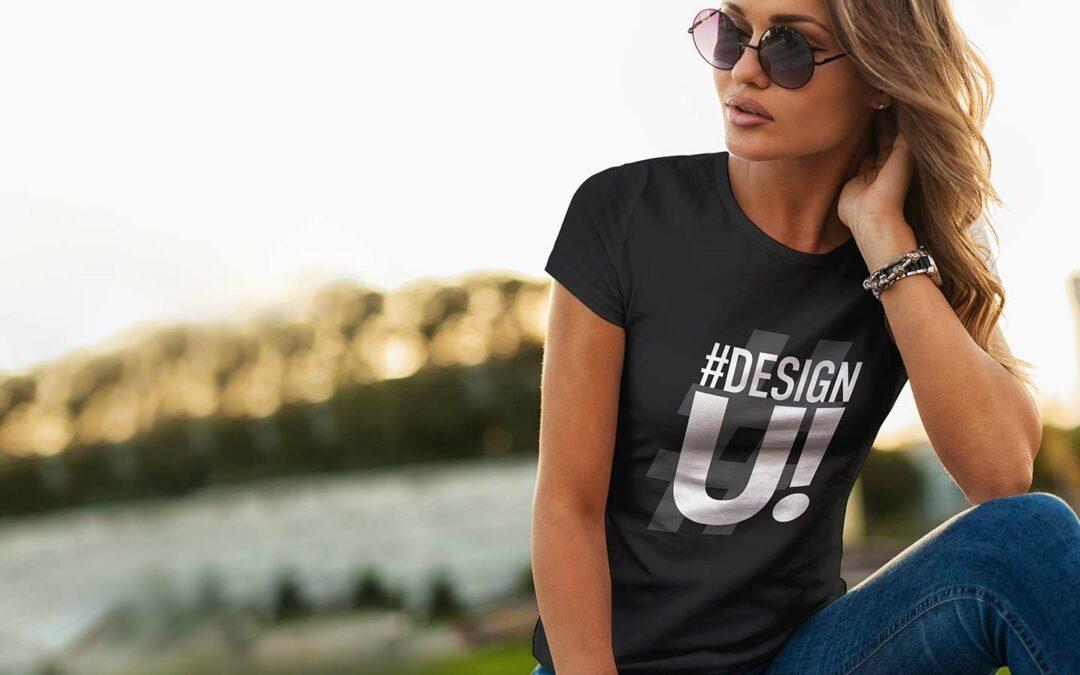 T-Shirt Design U