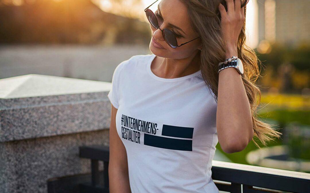 T-Shirt Unternehmensgestalter