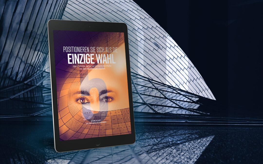 eBook – Einzige Wahl